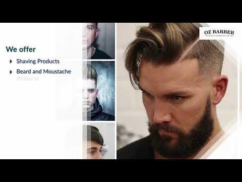 Buy High-Quality Barber Razor - Oz Barbers