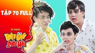 Biệt đội siêu hài   tập 70 full: Lê Nam, Hồng Thanh bị Lê Dương Bảo Lâm đánh bầm dập lúc say xỉn