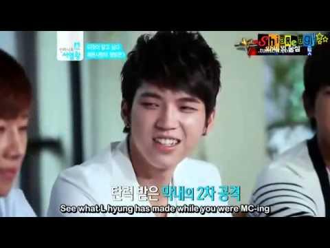INFINITE - L Change To Myungso