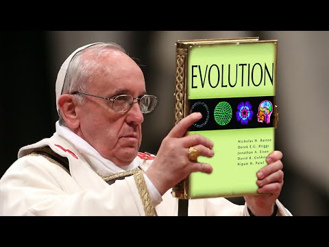 The Pope Gives Religious Good Sense On  Evolution