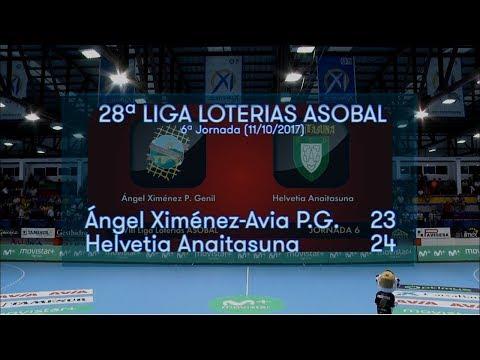 Ximenez-Puente vs Helvetia Anaitasuna