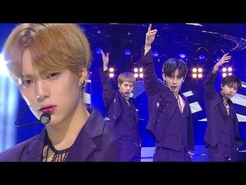《POWERFUL》 MONSTA X(몬스타엑스) - JEALOUSY @인기가요 Inkigayo 20180408