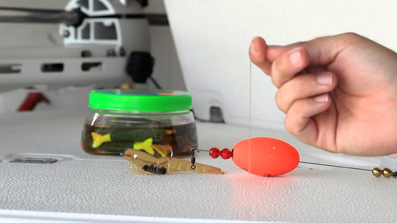 How To Rig A Popping Cork For Redfish Amp Trout Youtube