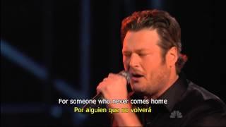 Christina Aguilera Feat. Blake Shelton - Just A Fool (Simplemente una tonta) traducción español