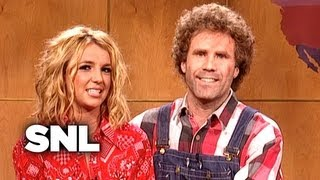 Will Ferrell and Britney Spears on Giving Up Show Business - SNL