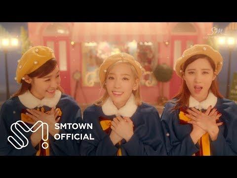 Girls' Generation-TTS 소녀시대-태티서 'Dear Santa' MV (ENG Ver.)