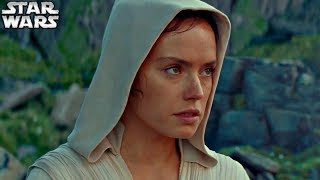 Star Wars FINALLY Reveals Rey's Parents In Original Episode 9 Story [Not Who You Think]