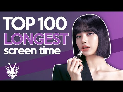 TOP 100 - LONGEST Screen Time Distributions! [SPECIAL VIDEO]