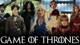 GAME OF THRONES MEDLEY (Monster, Roar, Demons, & Titanium Parody)