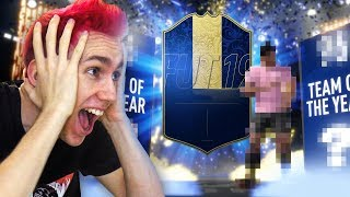 ANOTHER BLUE? FIFA TOTY PACK OPENING