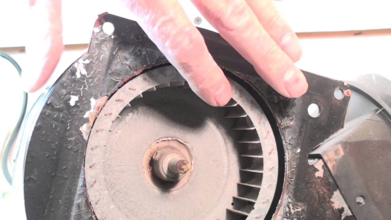 Troubleshooting The Inducer Of The 80 Efficient Furnace