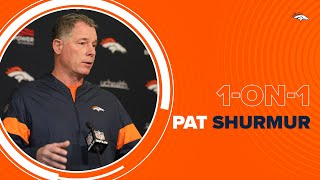 OC Pat Shurmur on coaches' return: 'It's good to be back in the office'