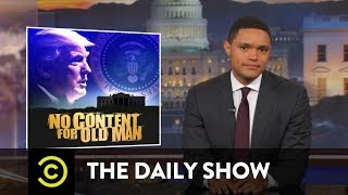 Trump Touts More Phony Accomplishments: The Daily Show