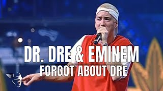 Dr.Dre & Eminem - Forgot About Dre (From