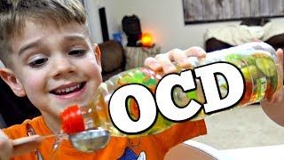 OCD in a 5 year old