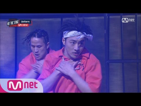 [Hit The Stage] 1st Rank! Feeldog, escaping from prison! 20160824 EP.05