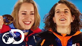 Top 5 Winter Olympic Moments! | 50 Greatest Moments Of The Olympic Winter Games