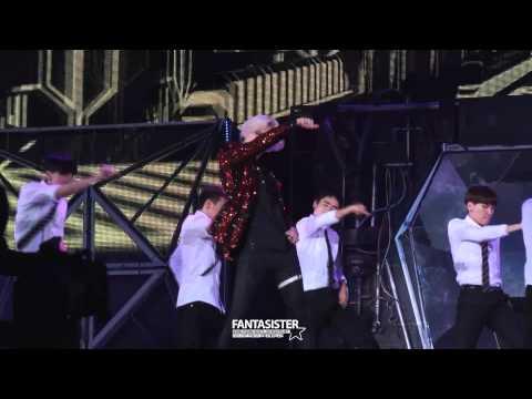 140815 SMTOWN LIVE WORLD TOUR Ⅳ IN SEOUL - Danger (taemin solo)