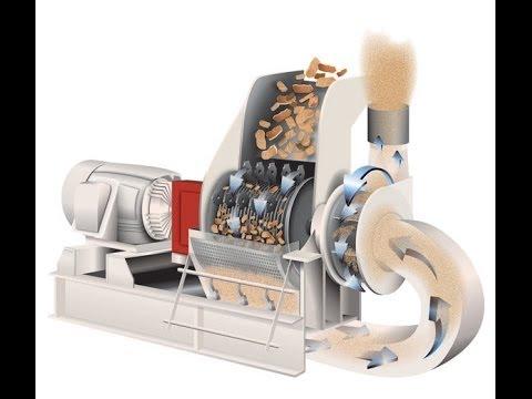 China Manufacturer Of Wood Crusher Wood Chipper Garden