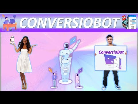 "Conversiobot"" Was Made For Small Companies"