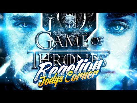 Game of Thrones Season 8 | Official Trailer Reaction & Breakdown!