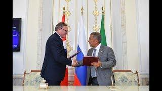 Александр Бурков планирует применить в нашем регионе лучшие практики Татарстана