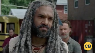 Exclusive Interview with Khary Payton (King Ezekiel on TWD)
