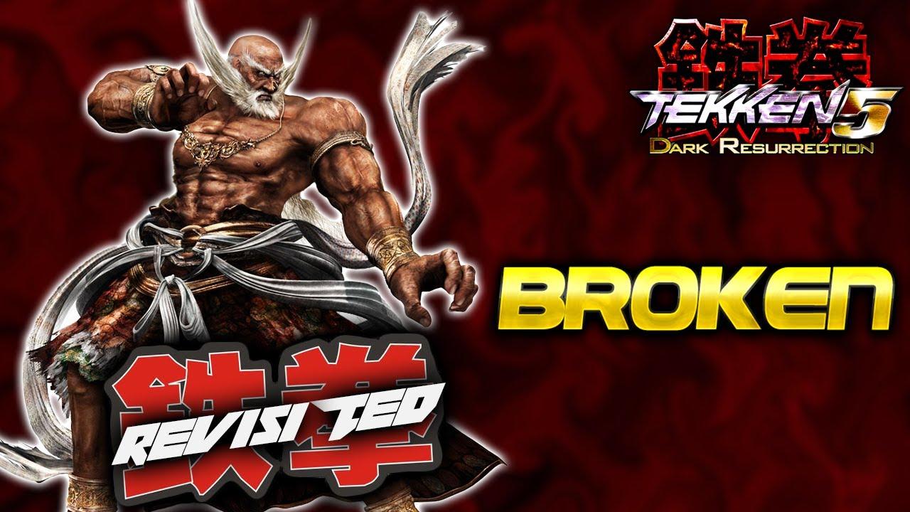 How To Get Jinpachi In Tekken 5