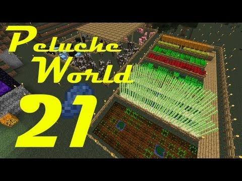 Peluche World - Episodio 21 - Todos Los Objetos De Minecraft - Minecraft 1.6.1 - Mapa Descargable - - Smashpipe Games