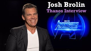 Infinity War: Thanos Secrets with Josh Brolin