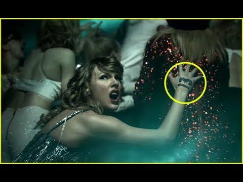 Đây là tất cả thông điệp ẩn trong MV bom tấn của Taylor Swift mà bạn có thể chưa nhận ra - Tin Tube
