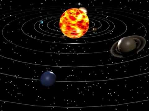 animated planets solar system - photo #8