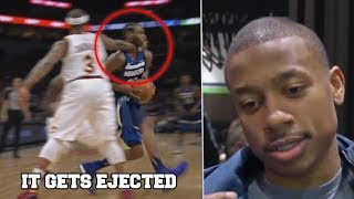 Isaiah Thomas Explains His UGLY Foul On Wiggins| LeBron, Cavs React To Their Worst Game In Years