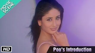 Poo's Introduction! - Movie Scene - Kabhi Khushi Kabhie Gham - Kareena Kapoor