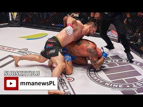 """Szymon Kołecki po zwycięstwie nad Ivo Cukiem: """"Nie wybieram się do UFC"""""""