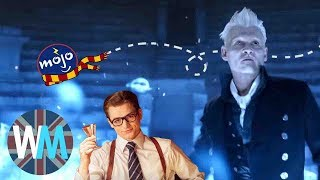 Fantastic Beasts 2, Doctor Who Latest and Kingsman without Eggsy? Weekly Lowdown Ep.5
