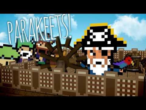 Pixel Piracy PSSpiele PlayStation - Minecraft pixel spiele