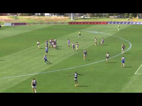 Practice match highlights: Footscray vs Werribee