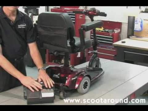 How to Disassemble a Zoom Scooter for Transport