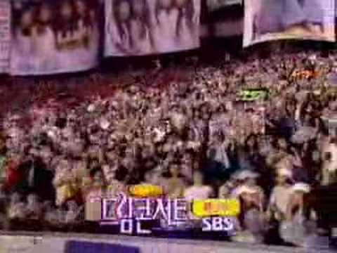 KOYOTE yeoljung (dream concert 20010521)