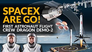 SpaceX Crew Dragon Demo 2 Launch this Week, SpaceX Starship News, X-37B military space plane 2020