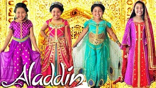 Disney Aladdin 2019 Live Action Movie | Halloween Costumes and Toys