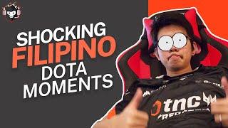 5 Filipino Moments That Shocked The Dota 2 Community
