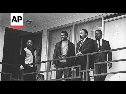 AP ShortDocs: The Assassination of MLK Jr., 50 Years Later