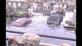 Hurricane Maria's Massive Destruction In Puerto Rico