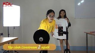 Khóa học livestream bán hàng trên Facebook