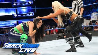Brie Bella vs. Maryse: SmackDown LIVE, Sept. 11, 2018