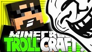 Minecraft: TROLL CRAFT   BIGGEST TROLL EVER?! [22]