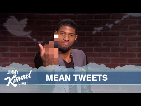 Mean Tweets - NBA Edition #2