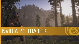 Tom Clancy's Ghost Recon Wildlands - PC Trailer: Nvidia GameWorks